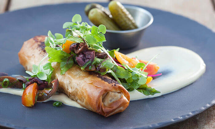 3 ארוחה זוגית במסעדת טורו של השף בני אשכנזי, ירושלים