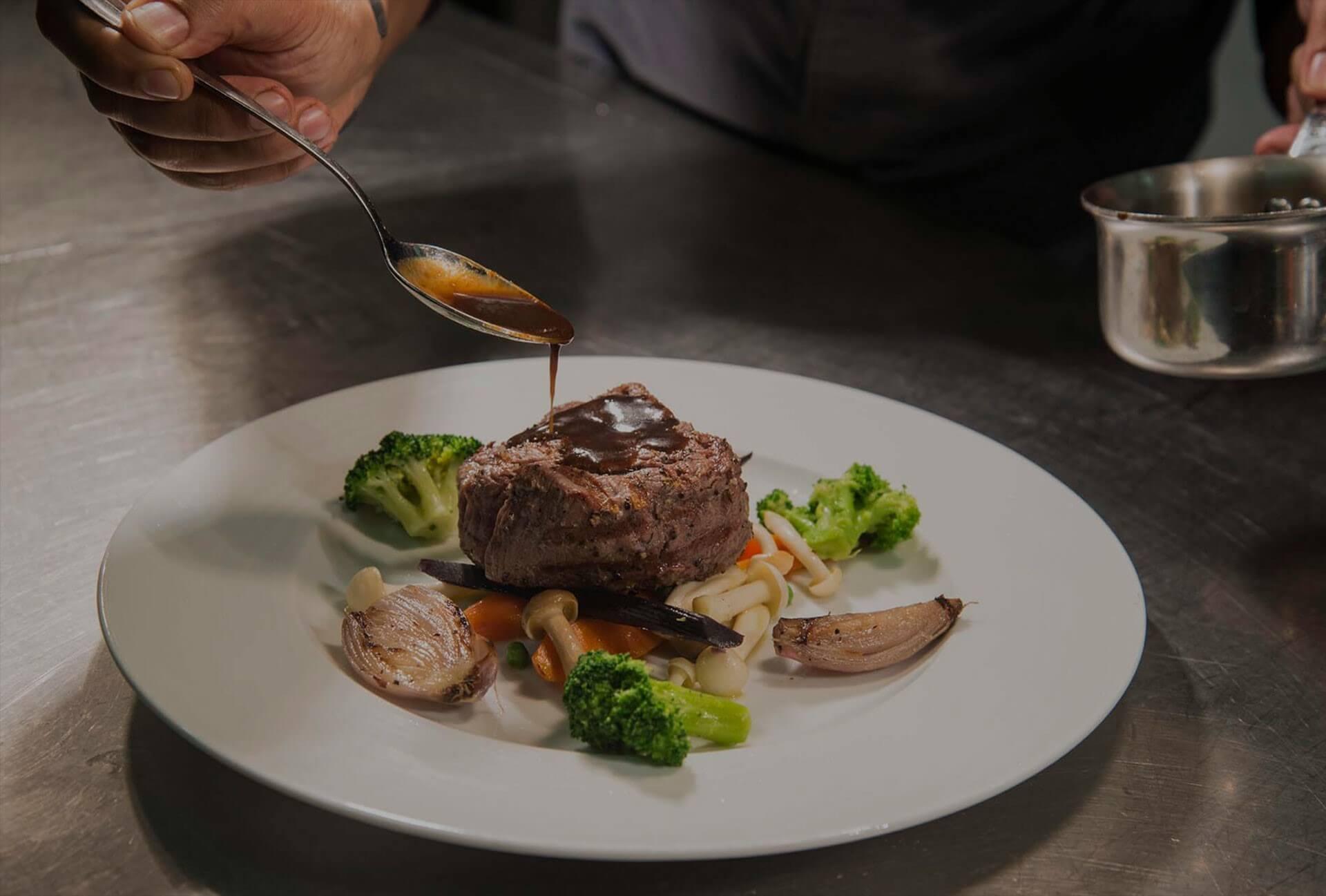 6 ארוחה זוגית במסעדת טורו של השף בני אשכנזי, ירושלים