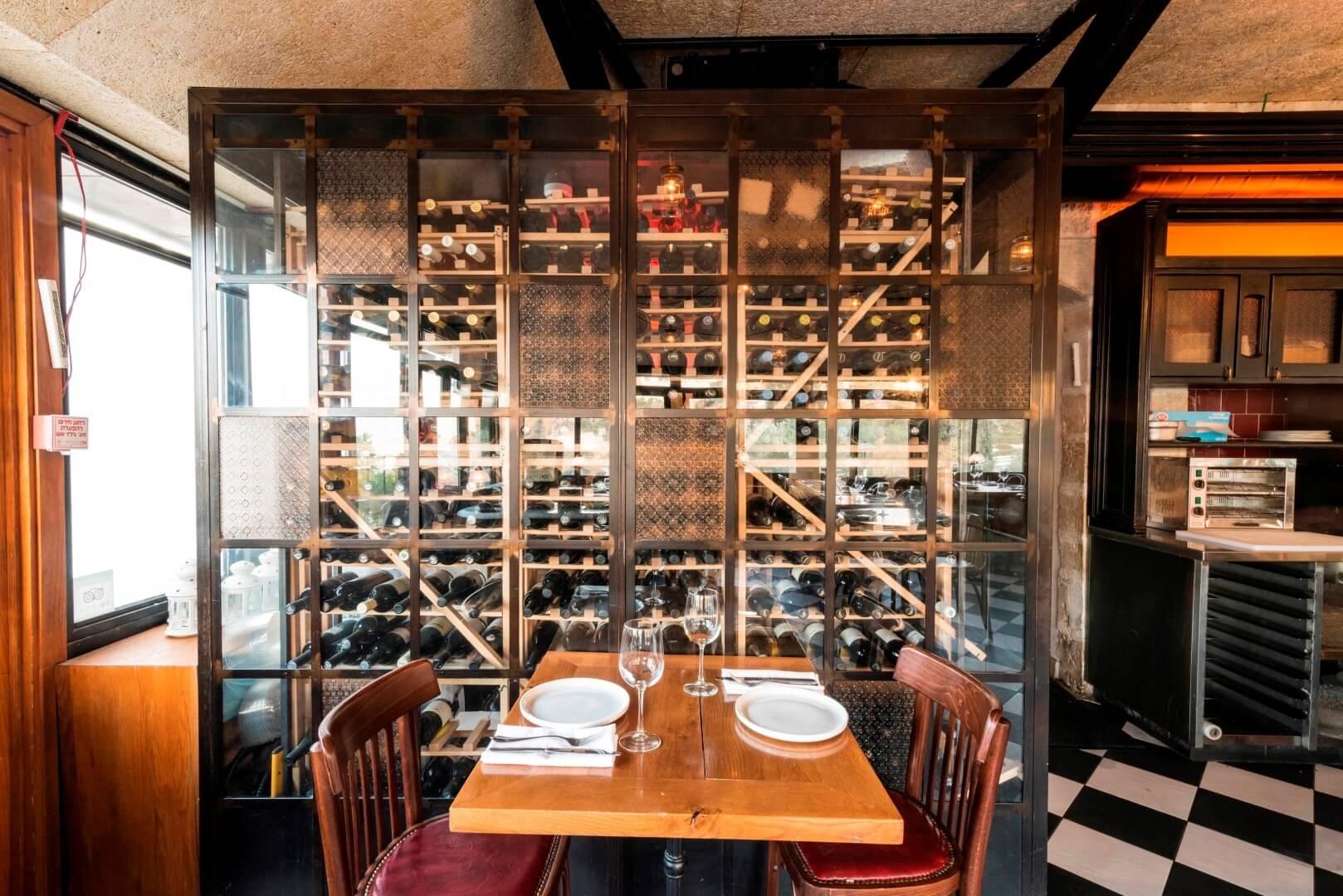 13 ארוחה זוגית במסעדת טורו של השף בני אשכנזי, ירושלים