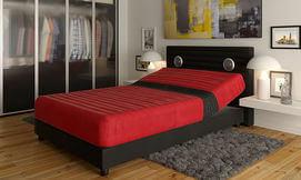 מיטה חשמלית ברוחב וחצי