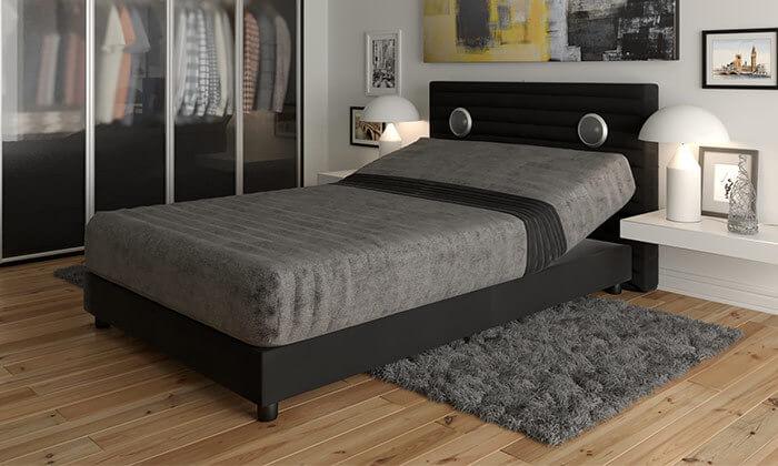 5  מיטה אורתופדית חשמלית ברוחב וחציRAM DESIGN