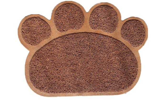 2 שטיח רצפה לבעלי חיים