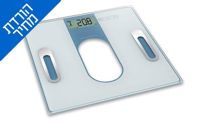 3 משקל ומד שומן VO2