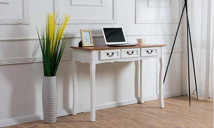 4 שולחן עבודה בעיצוב וינטג'
