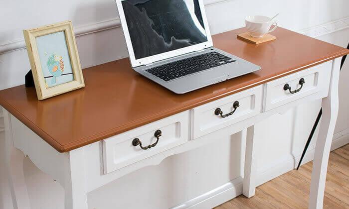 6 שולחן עבודה בעיצוב וינטג'