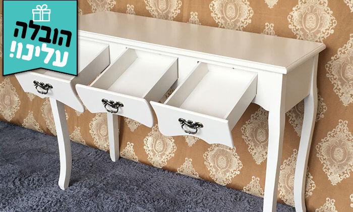 5 שולחן עבודה בעיצוב וינטג' - הובלה חינם!