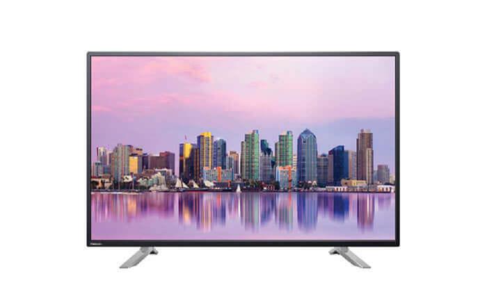 2 טלוויזיה חכמה 65 אינץ' TV 4K TOSHIBA