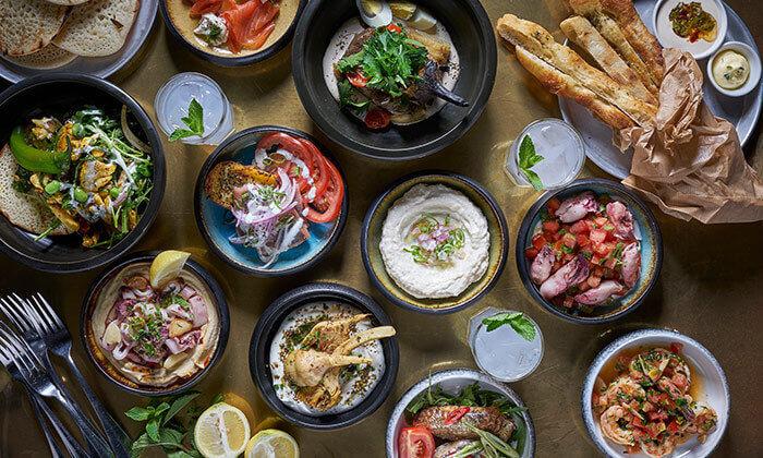 11 GROO PREMIUM: ארוחה זוגית במסעדת יוליה, תל אביב