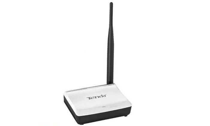 3 מגדיל טווח אינטרנט TENDA A3 אלחוט