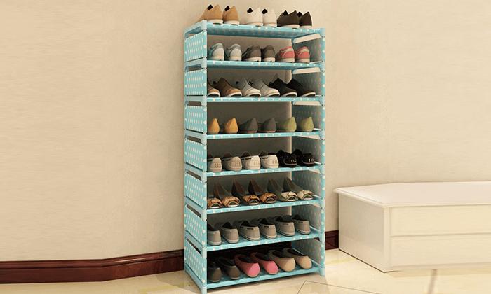 2 מעמד ל-24 זוגות נעליים