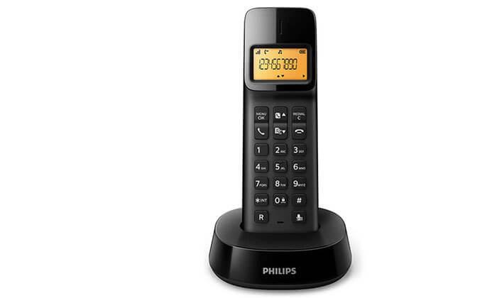2 טלפון אלחוטי Philips
