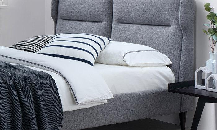 3 מיטה זוגית מעוצבת