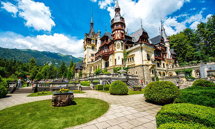 4 טיול מאורגן ברומניה - לטעום, לראות וליהנות