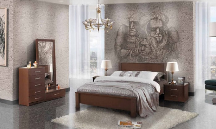 2 חדר שינה מעוצב
