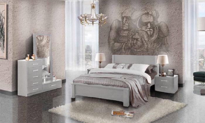 4 חדר שינה מעוצב