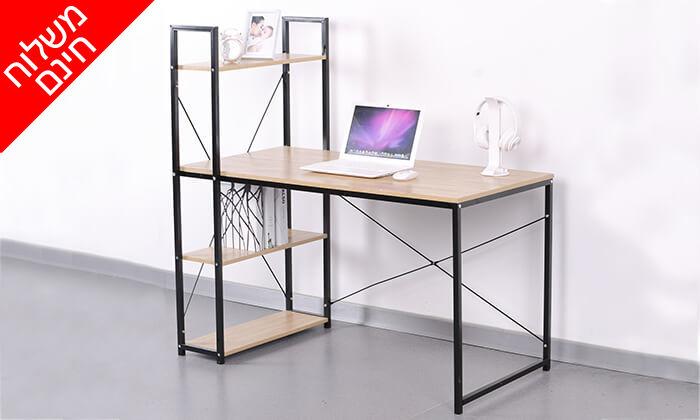 3  שולחן מחשב מעוצב ואיכותי - משלוח חינם!