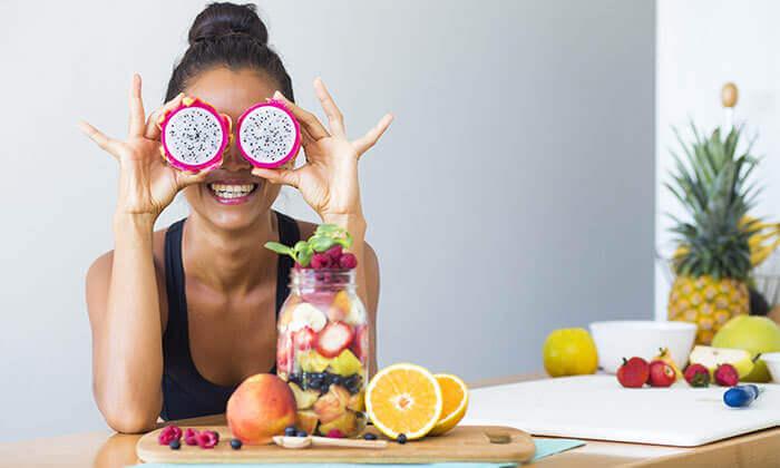 2 פגישת ייעוץ עם מאמנת לתזונה, אלווירה - בריאות עם משמעות