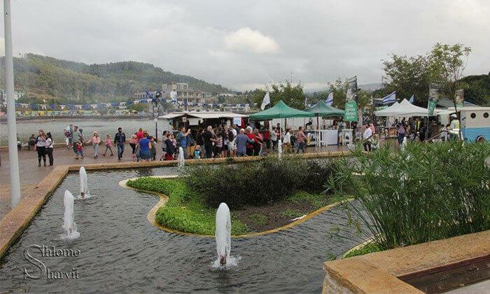 8 יום כיף הכולל כניסה פארק אקסטרים, אגם מונפורט