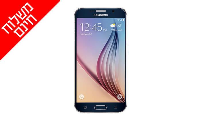 2 סמארטפון Samsung Galaxy S6 - משלוח חינם!