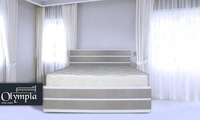 2 מיטת Olympia עם מזרן מתנה