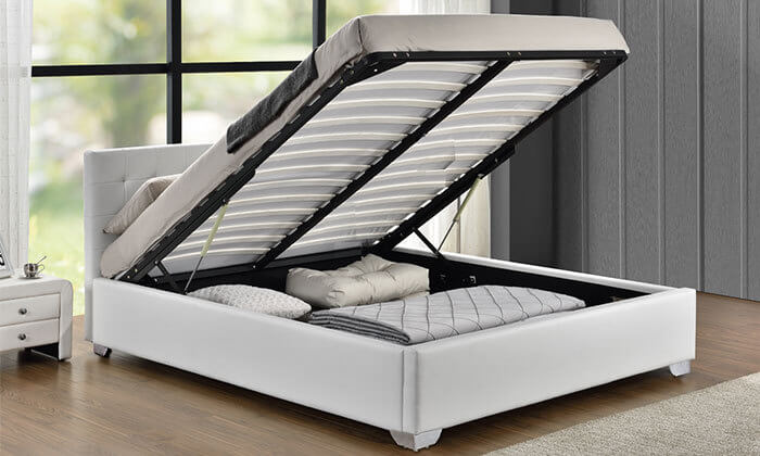 אולטרה מידי מיטה זוגית מעוצבת HOME DECOR | גרו (גרופון) DQ-68