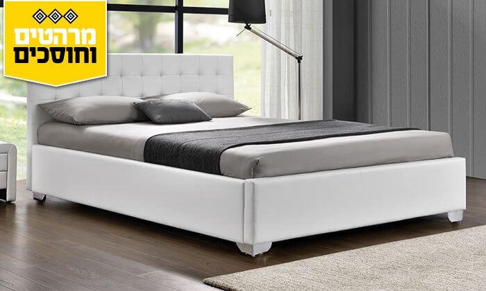 3 מיטה זוגית מעוצבת HOME DECOR