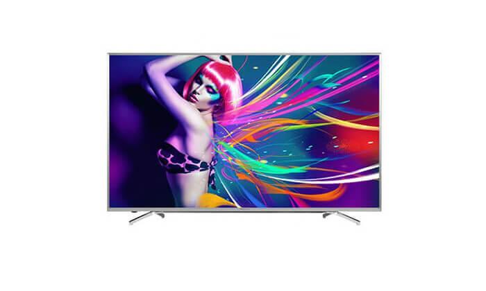 3 טלוויזיה 55 אינץ' LED Hisense SMART 4K- משלוח חינם!