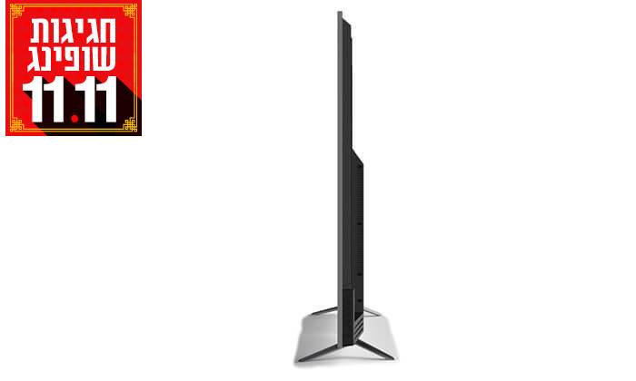 3 טלוויזיה חכמה PEERLESS 4K ULTRA HD עם מסך 75 אינץ'