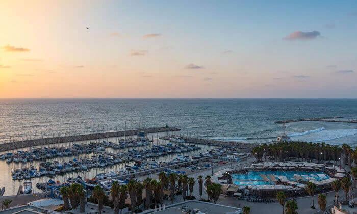 10 ארוחת בוקר כשרה במלון הרודס תל אביב