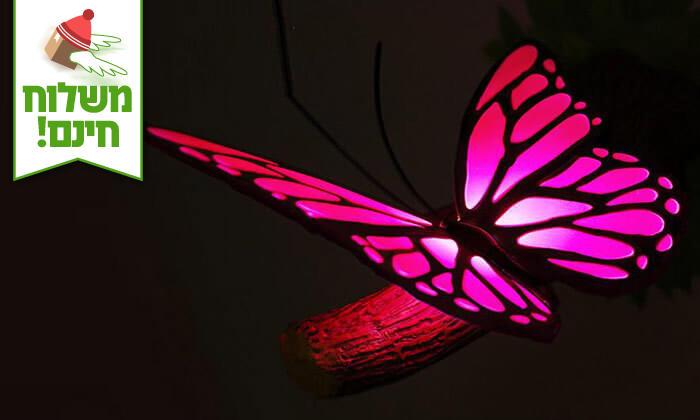 3 מנורת לילה לחדר ילדים 3D LightFX - משלוח חינם