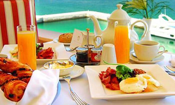 5 ארוחת בוקר זוגית בסטלה ביץ' - דג על הים, בת-ים