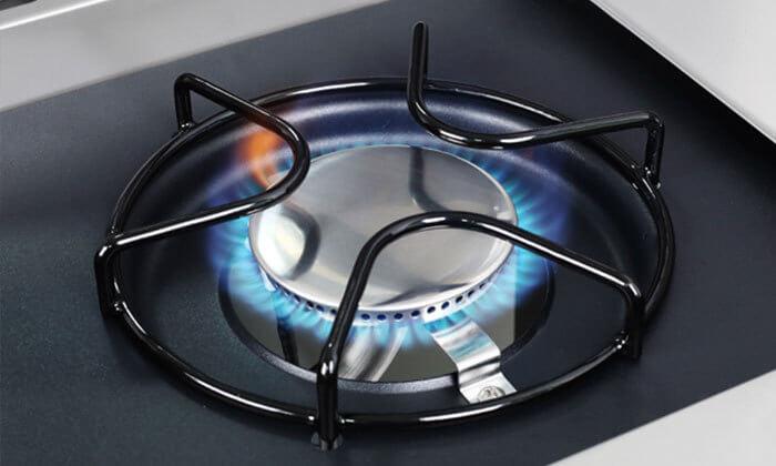 4  גריל גז 4 מבערים כולל כירת צד SONABCHEF