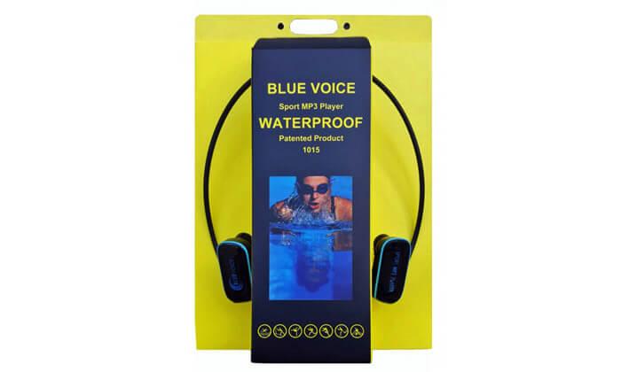 2 נגן MP3 לשחייה וריצה - משלוח חינם!