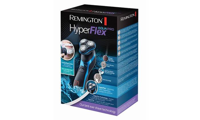 5 מכונת גילוח HyperFlex Aqua Pro