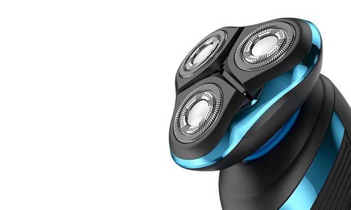 6 מכונת גילוח HyperFlex Aqua Pro