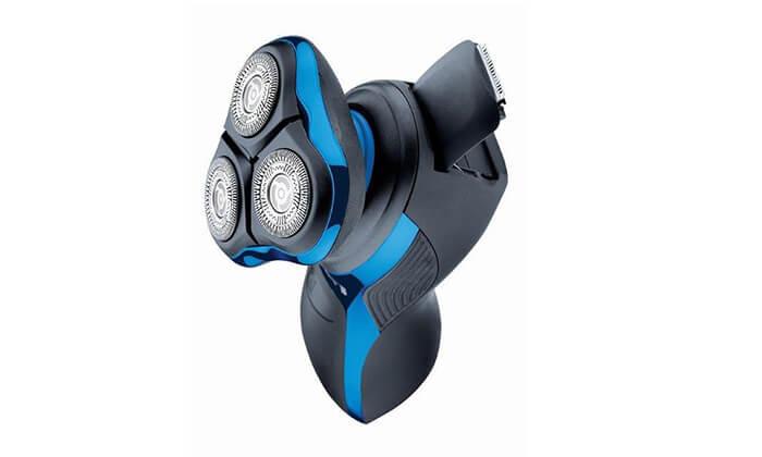 4 מכונת גילוח HyperFlex Aqua Pro