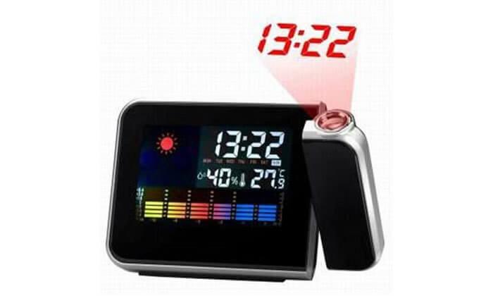 2 שעון מעורר דיגיטלי