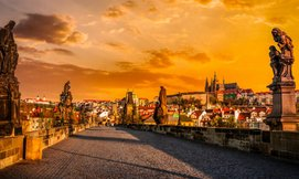 יולי-אוגוסט בפראג, כולל סיורים