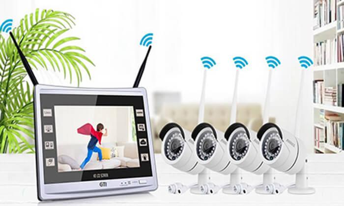 3 מערכת אבטחה דיגיטלית אלחוטית