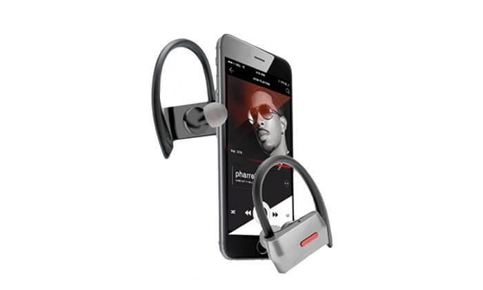 3 אוזניות ספורט בלוטוס אלחוטיות
