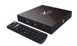 סטרימר TV BOX 4K ULTRA