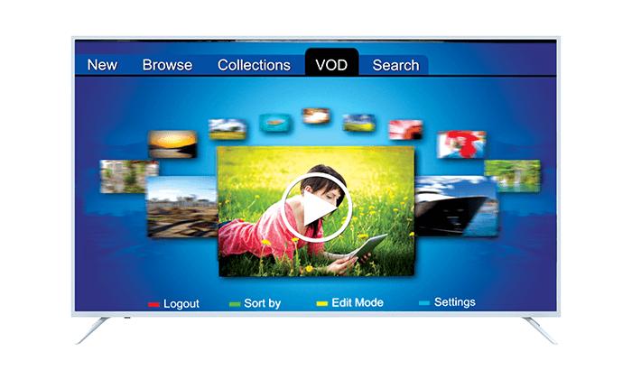 2 טלוויזיה SMARTinnova 4K , מסך 75 אינץ' - משלוח חינם