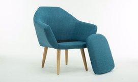 כסא מעצבים מתוצרת White Label