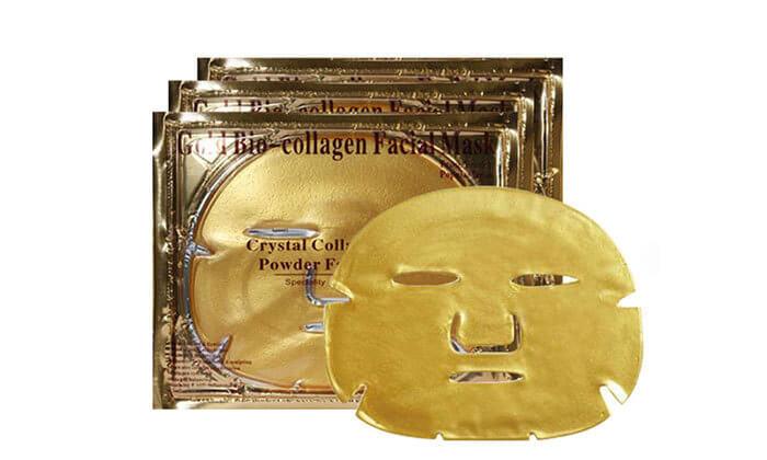 4 מסכת זהב לפנים