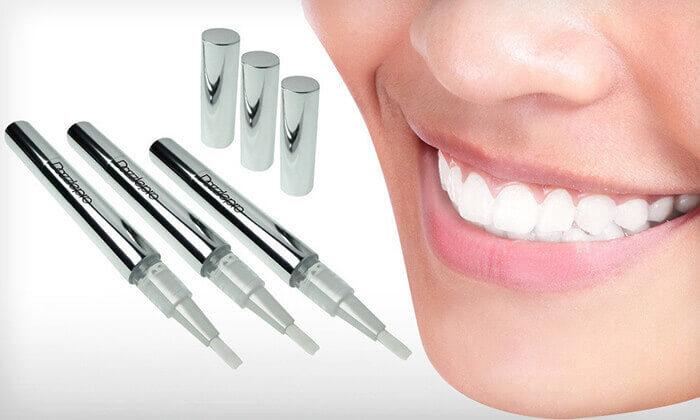4 הלבנת שיניים ביתית