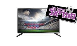 טלוויזיה סוזוקי 40 אינץ' SMART