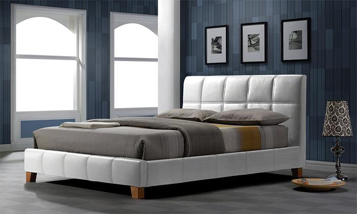 5 שמרת הזורע: מיטה מרופדת