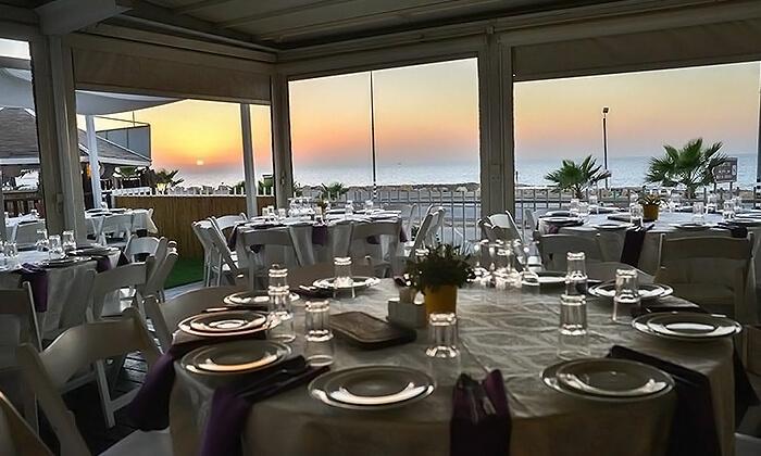3 GROO PREMIUM  | ארוחת בשרים זוגית במסעדת מורגנפלד הכשרה, אכזיב