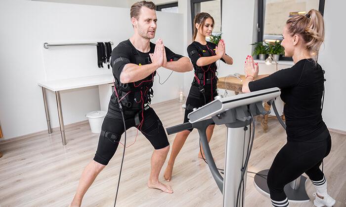 5 אימון Ems אישי במועדון Ems easy fit, קרית ביאליק ורמת ישי
