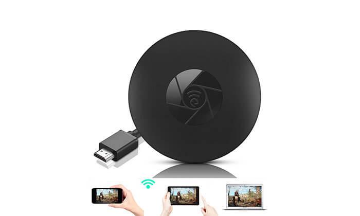 2 דונגל אלחוטי 4K בחיבור HDMI